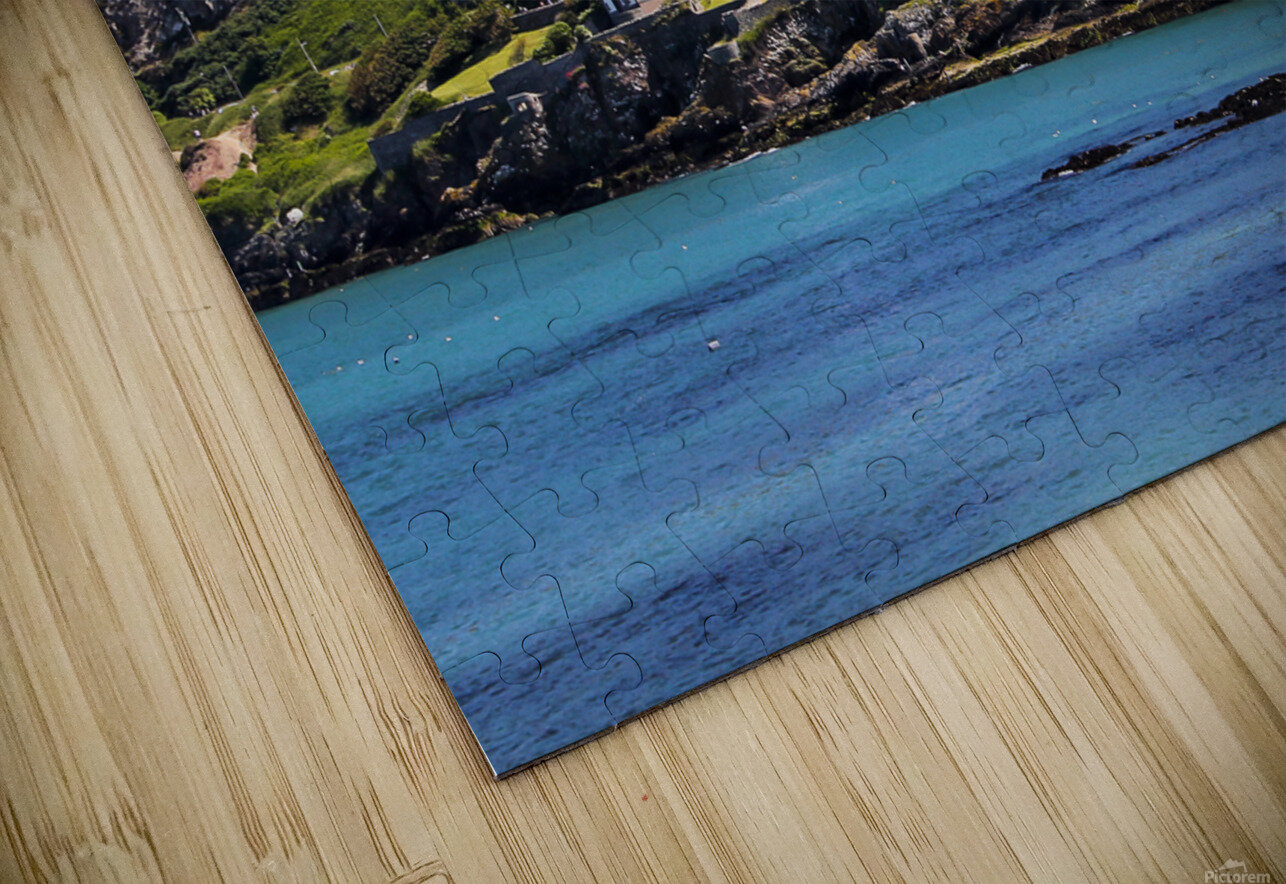 Howth Ireland HD Sublimation Metal print
