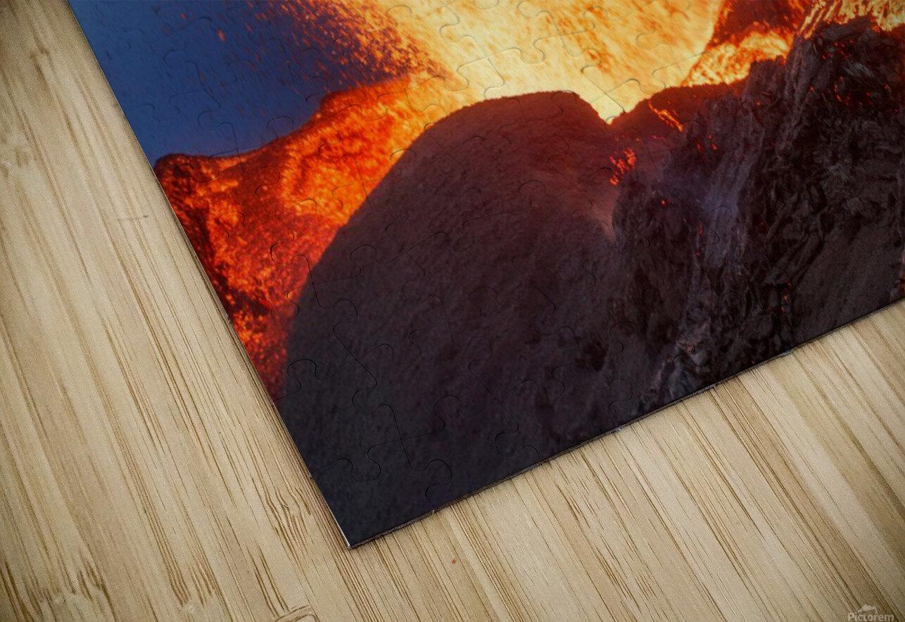 Hot Landscape HD Sublimation Metal print