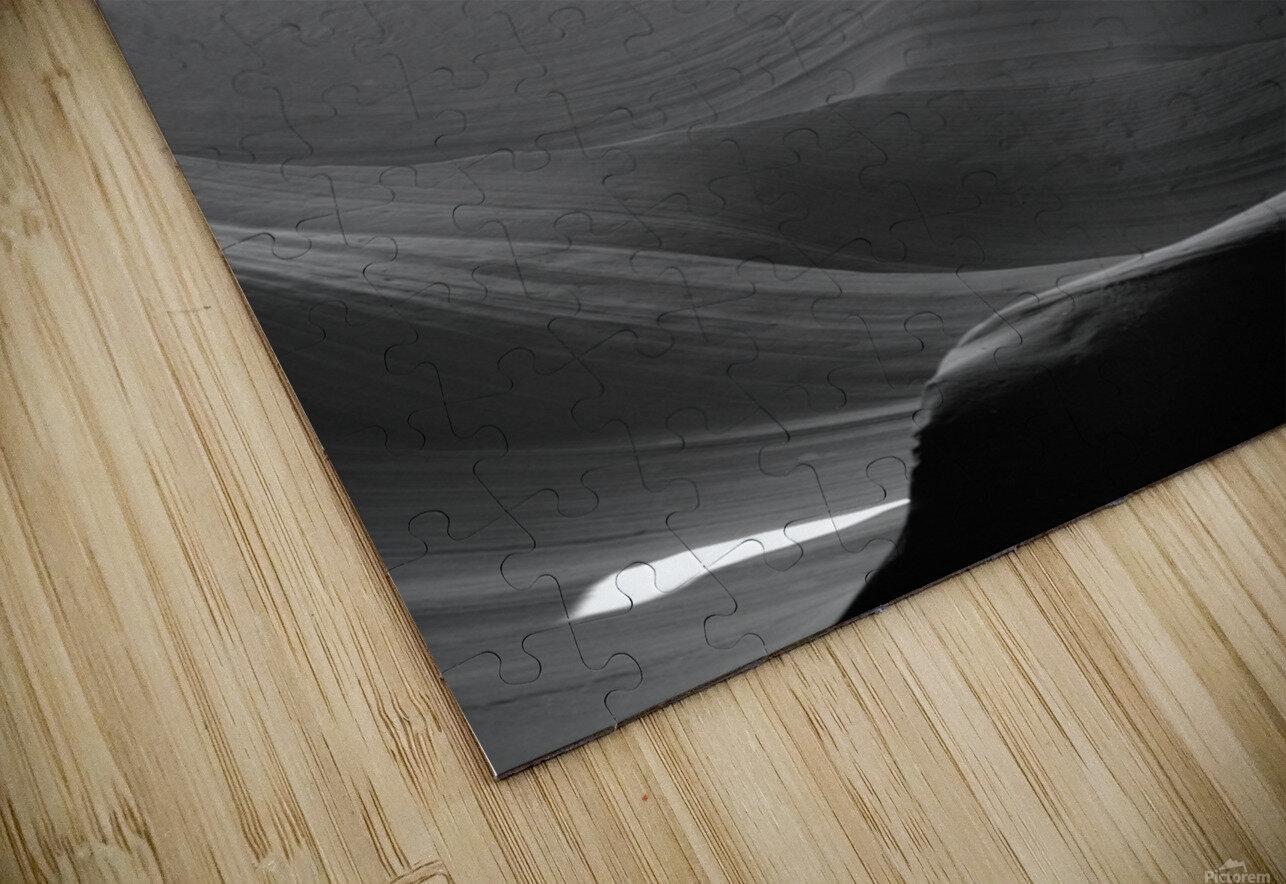 Light Cavern Impression de sublimation métal HD
