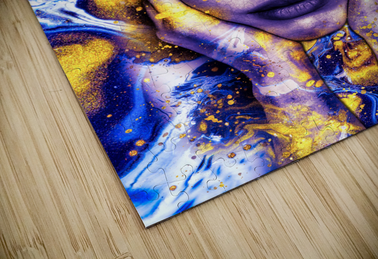 Endless Thoughts HD Sublimation Metal print