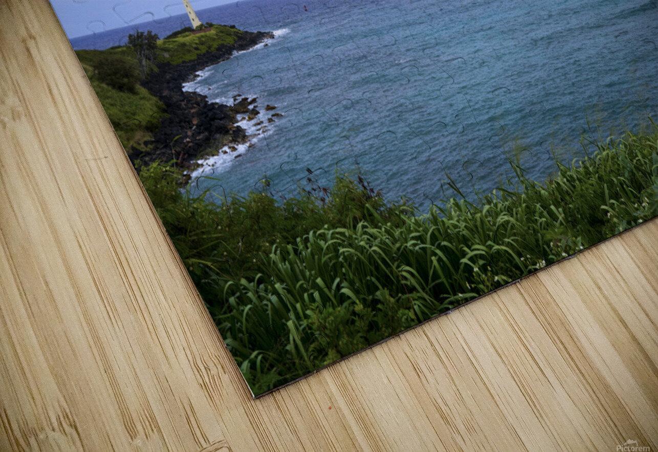 Ninini Point Lighthouse Kauai Hawaii HD Sublimation Metal print