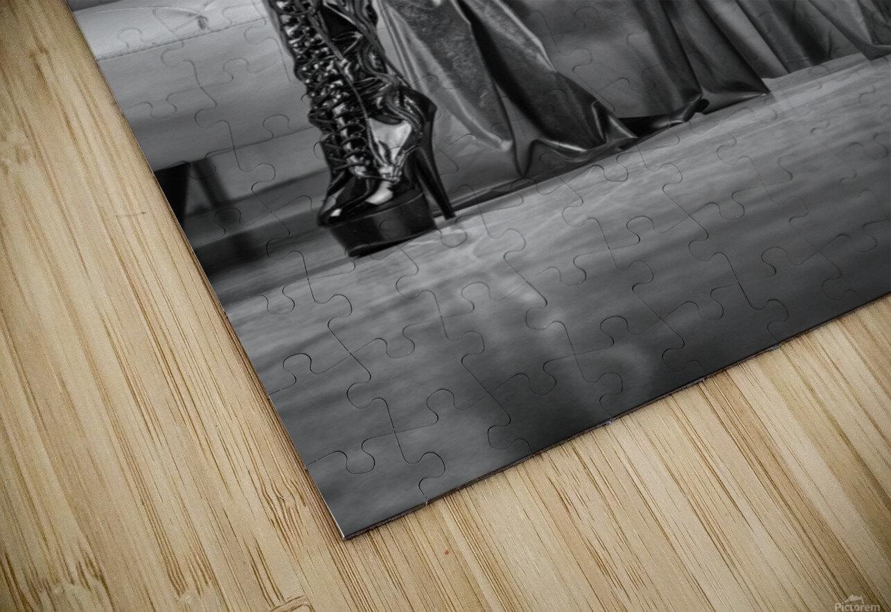 Constance Chaos Goddess HD Sublimation Metal print