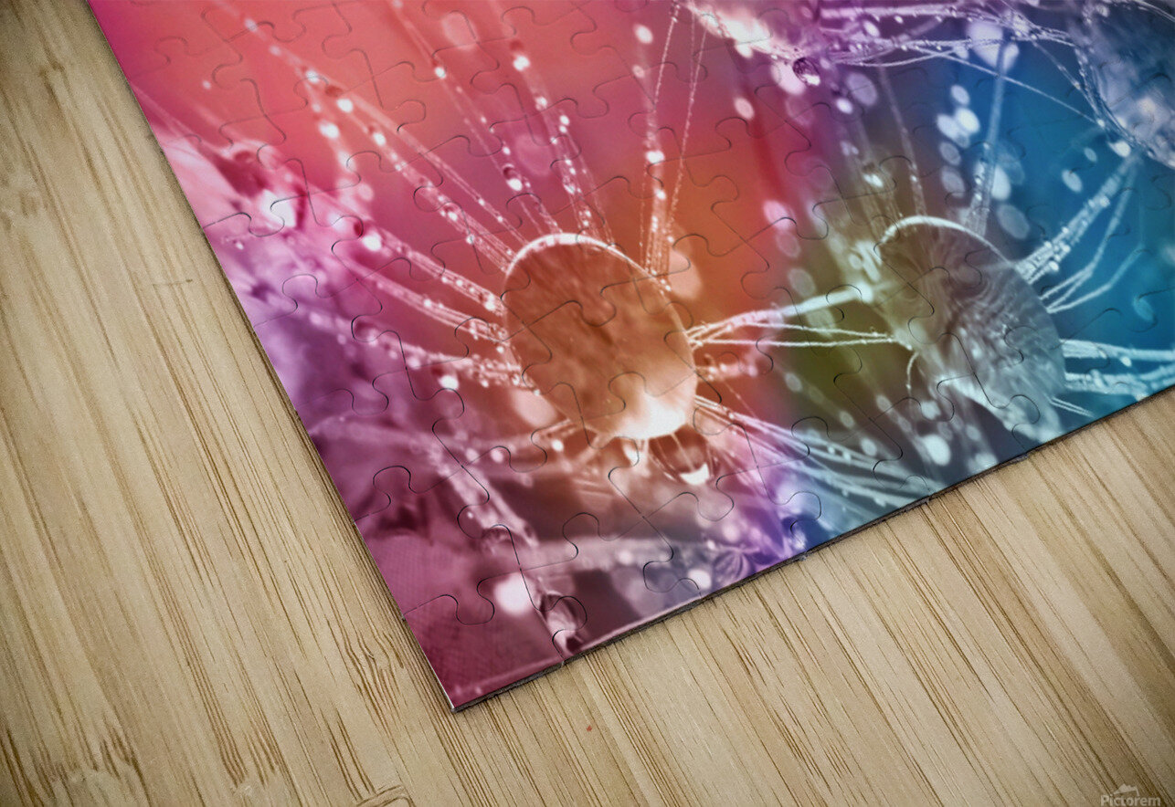 drop of water HD Sublimation Metal print