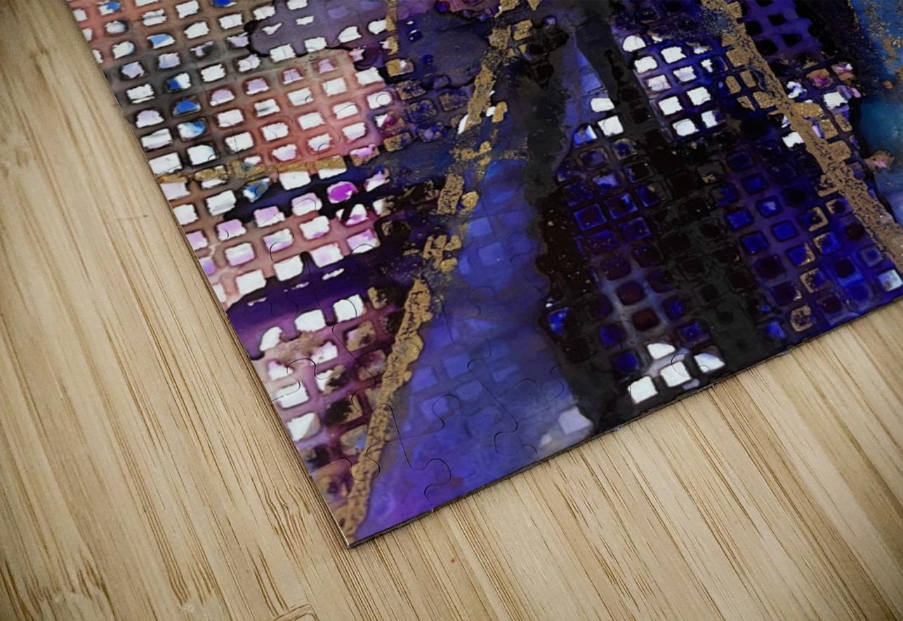 Breaking Free Impression de sublimation métal HD
