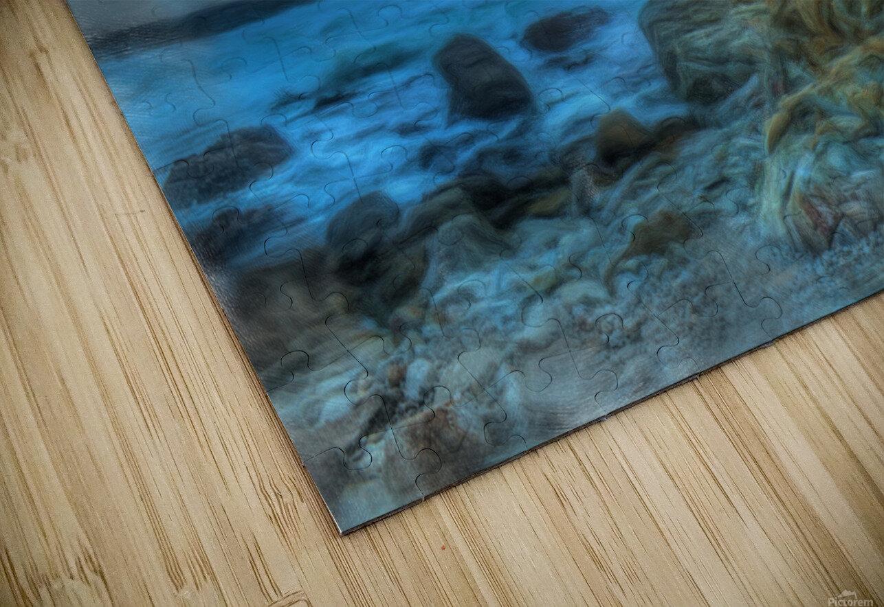 Evening Storm HD Sublimation Metal print