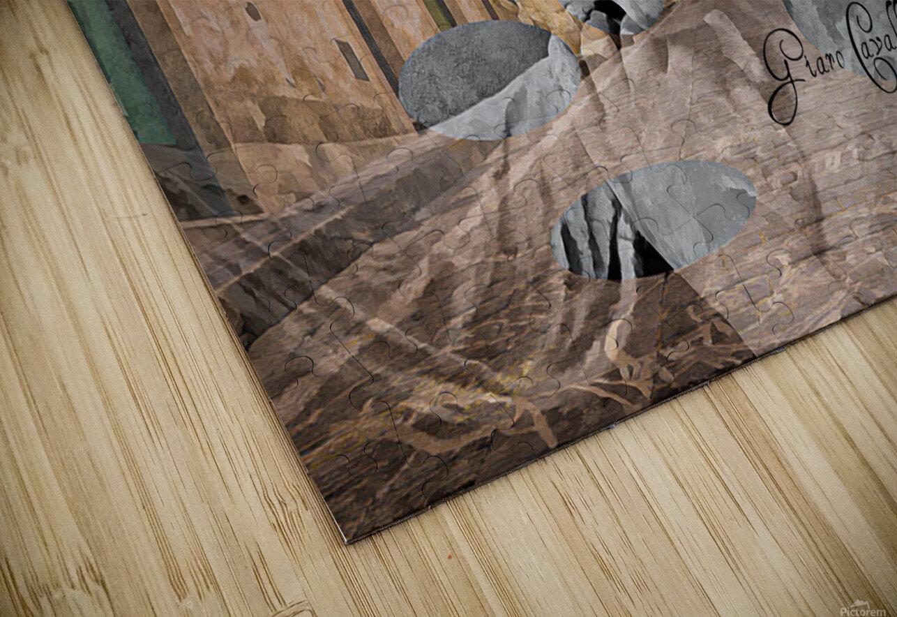 ARTFEMVILLE4088AGC17000 HD Sublimation Metal print