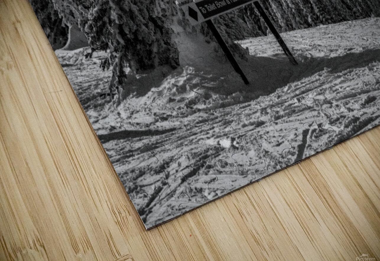 Quiet Ease HD Sublimation Metal print