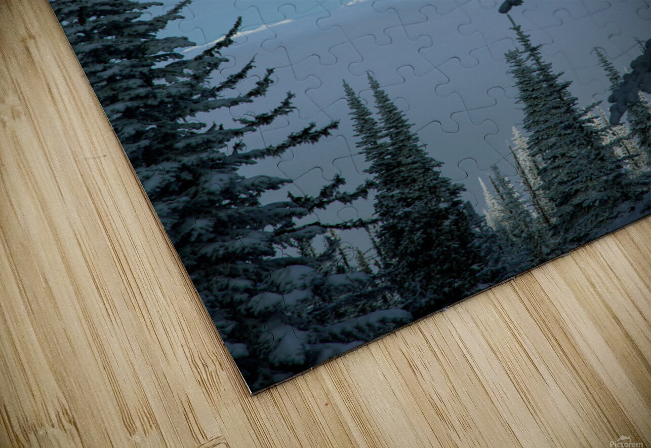 Dec 31 Print 25 HD Sublimation Metal print