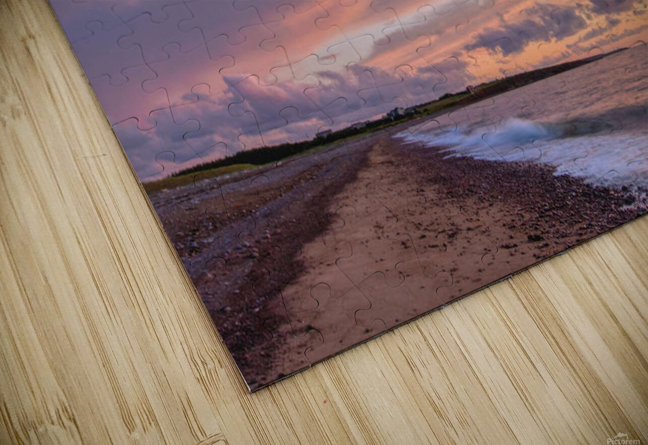 Magic in the Skies HD Sublimation Metal print