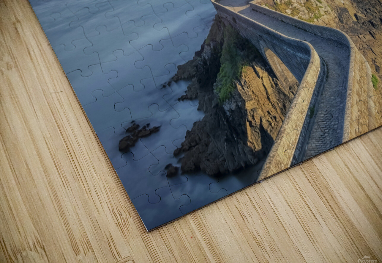 Petit Minou Lighthouse HD Sublimation Metal print