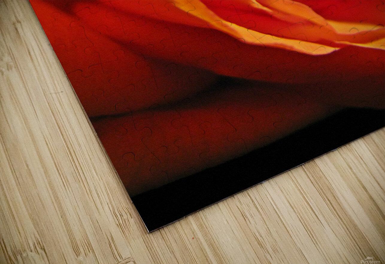 Passion Flower Impression de sublimation métal HD