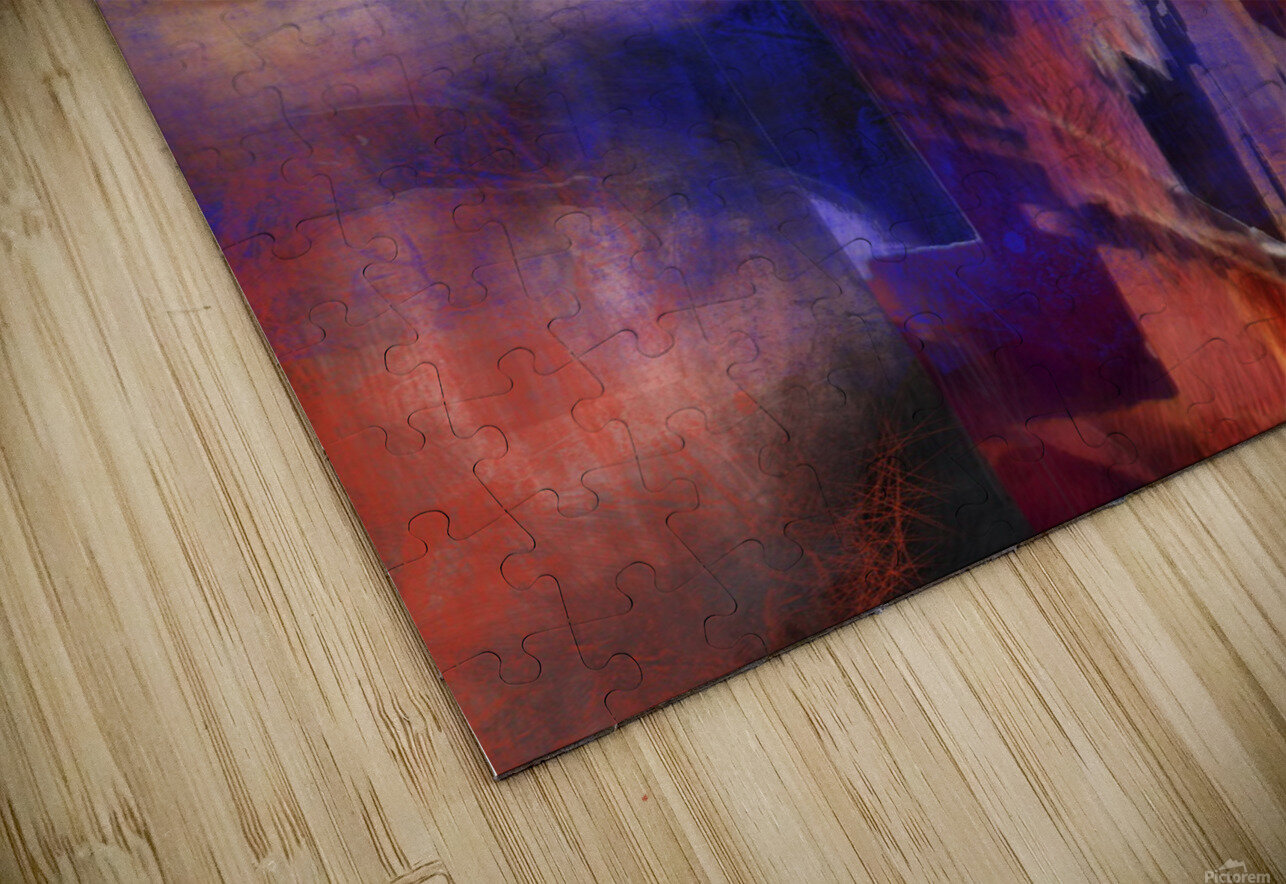 Introduction of a Model HD Sublimation Metal print