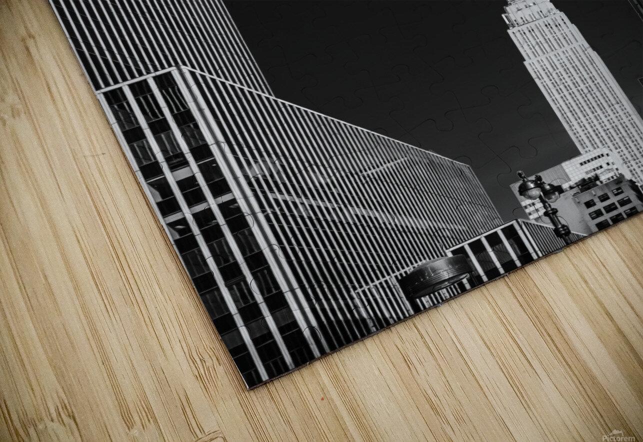 Single Cloud HD Sublimation Metal print