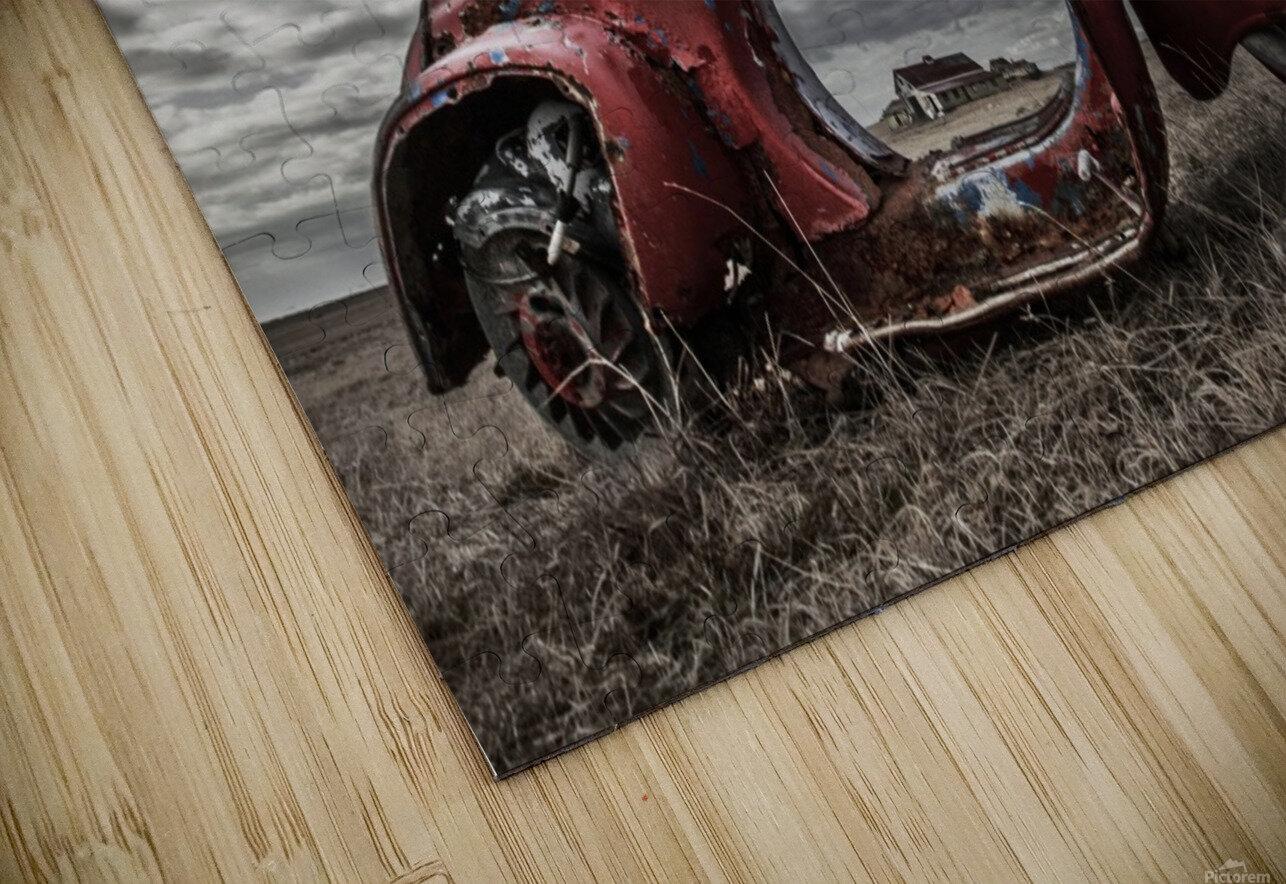 Framed Memories Impression de sublimation métal HD