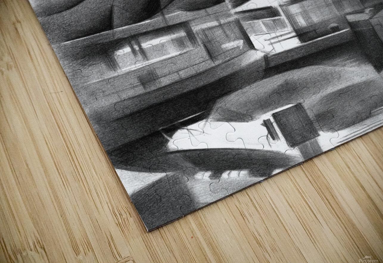 Vlaardingen - 14-09-16 Impression de sublimation métal HD