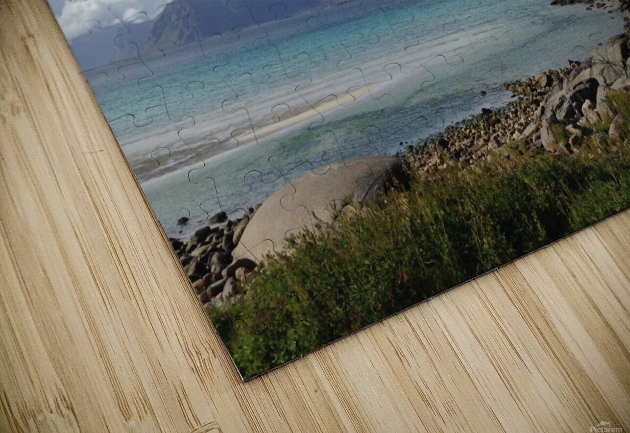 Cold Summer HD Sublimation Metal print