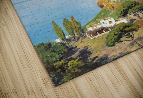 Sunny day on Naples Bay puzzle