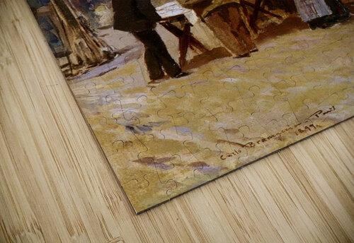 Paris, 1899 puzzle