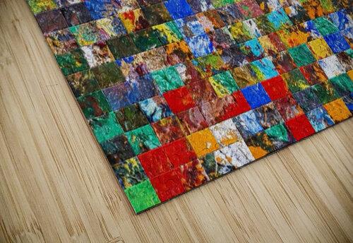 The Wall of Random Bricks jigsaw puzzle