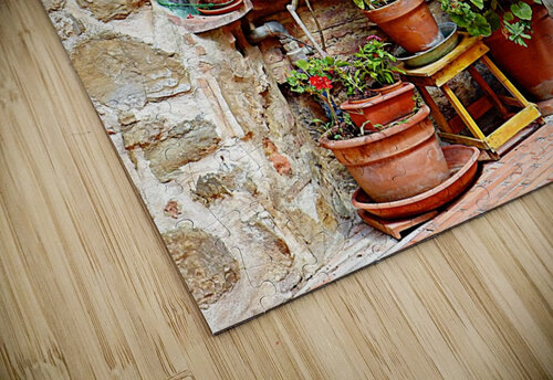 Pawse for a Drink in Paciano jigsaw puzzle
