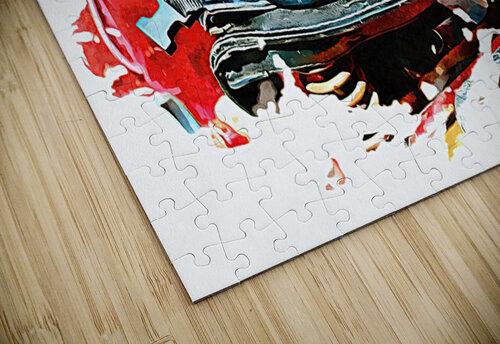 Moto Guzzi jigsaw puzzle