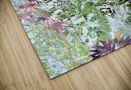 Echinacea jigsaw puzzle