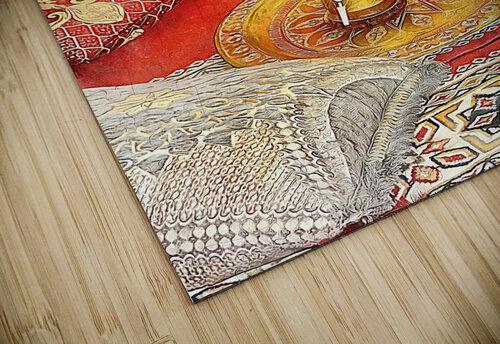 Exotic Oriental Hookah Pipe 2 jigsaw puzzle
