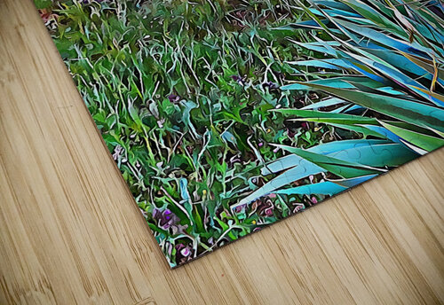 My Secret Iris Garden jigsaw puzzle