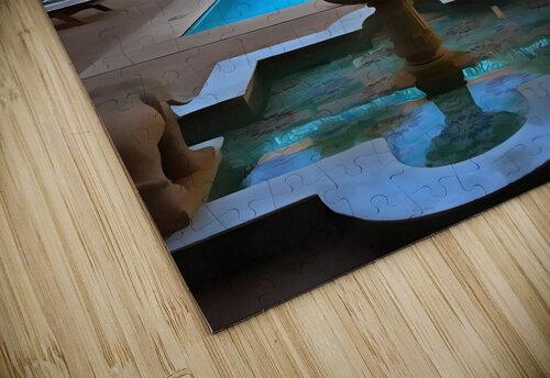Riad Pool View Marrakesh jigsaw puzzle