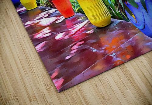 Colorful Plant Pots Marrakech 9 jigsaw puzzle
