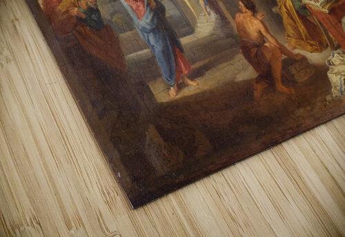 The Calling of Saint Matthew jigsaw puzzle