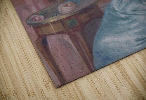 Portrait of Madame de Bonnieres jigsaw puzzle