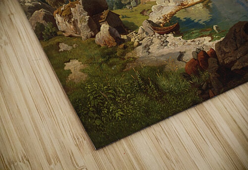 Hardanger Fjord jigsaw puzzle