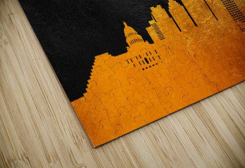 Sacramento California Skyline Wall Art jigsaw puzzle