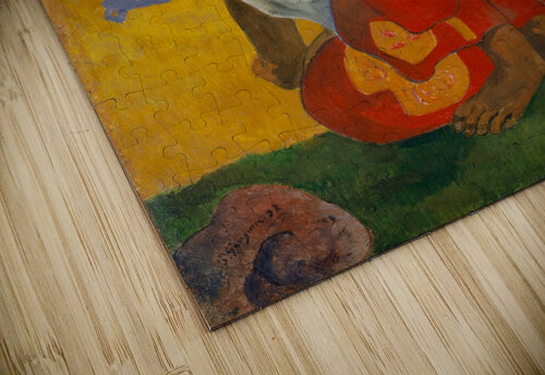 Paul Gauguin: When Will You Marry HD 300ppi jigsaw puzzle