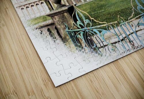 Brighton Pavilion Street View jigsaw puzzle