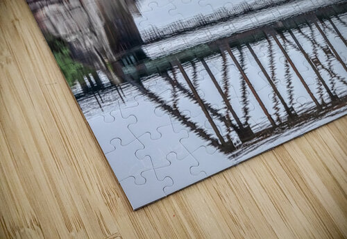 Vision double jigsaw puzzle