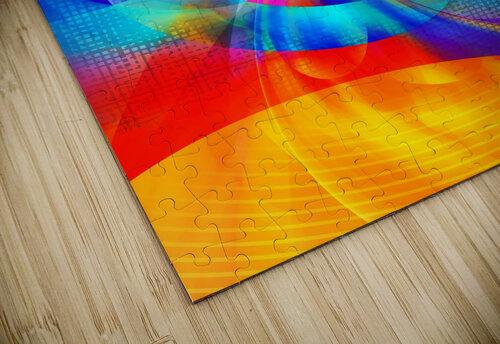 4th Dimension - Abstract Art XVI jigsaw puzzle