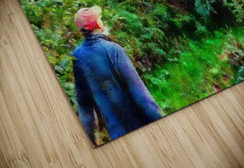 A Walk In The Countryside jigsaw puzzle