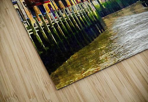 St Saviours Dock London jigsaw puzzle