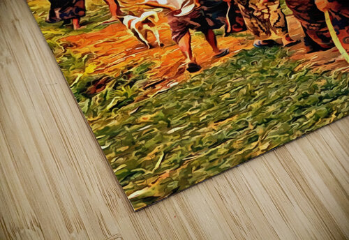 Funeral Feast Procession Bali jigsaw puzzle