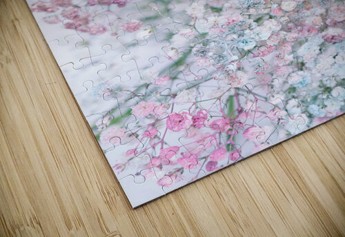 Daltana Pastel Floral Dianola jigsaw puzzle