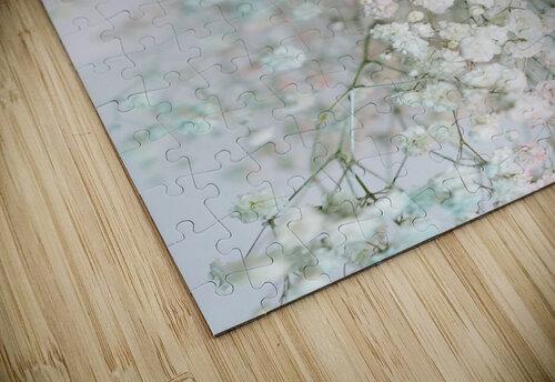 Daltana Pastel Floral Aera jigsaw puzzle