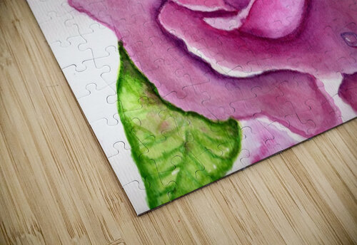 Magnificent Rose jigsaw puzzle