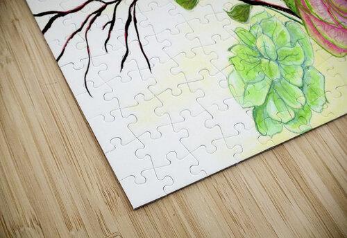 Flowering Cactus  jigsaw puzzle