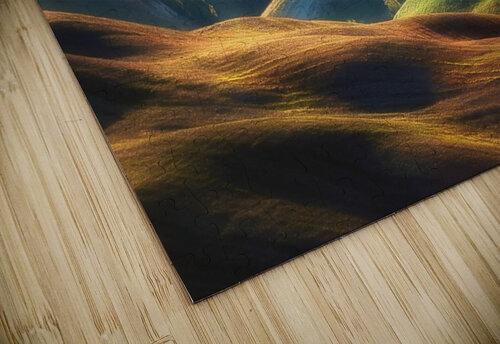 Tuscany Sunrise jigsaw puzzle