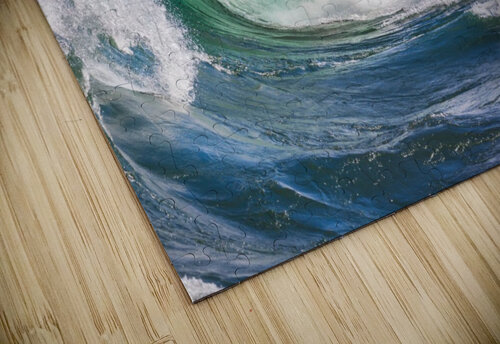 Wave Curl ap 2663 jigsaw puzzle