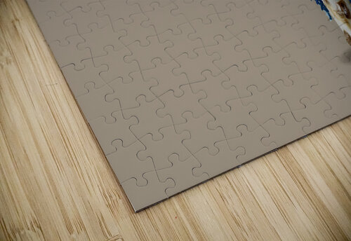 Encysted jigsaw puzzle