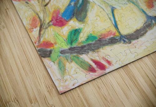 Angrybird jigsaw puzzle