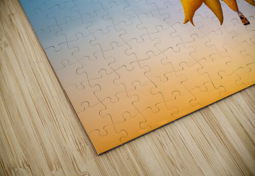 Forecast Clear and Sunny jigsaw puzzle